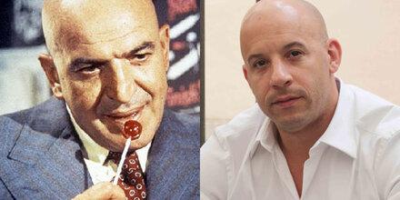 Vin Diesel wird im Kino zu Kojak