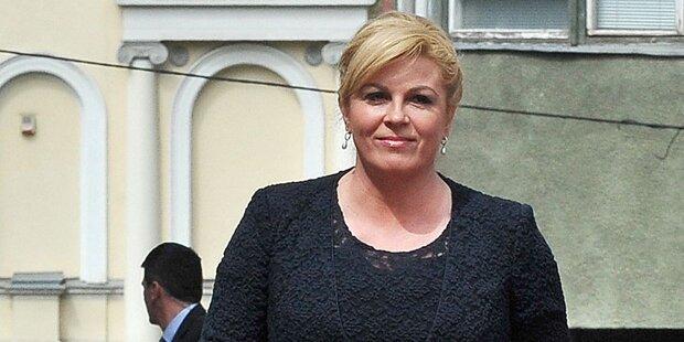 Kroatiens Präsident rief Parlament zur Selbstauflösung auf