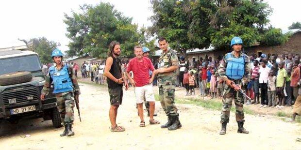 Kongo: Wieder ein Österreicher verschleppt