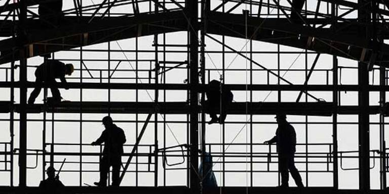 Bauproduktion legte 2011 zu