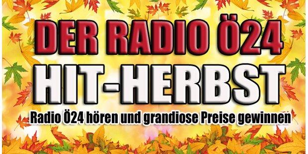 DER RADIO Ö24 HIT-HERBST