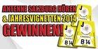 Die Antenne Salzburg Gratis-Vignette!