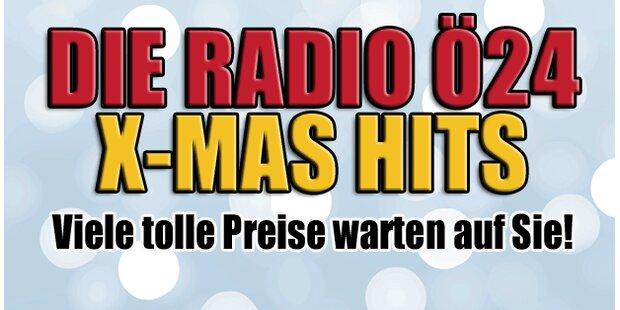 Die Radio Ö24 X-Mas Hits
