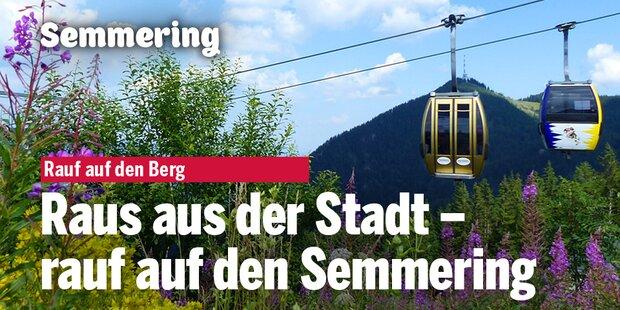 Anzeige Semmering
