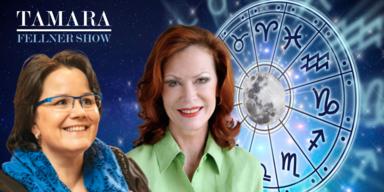 Astrologinnen in der Tamara Fellner Show zu Gast