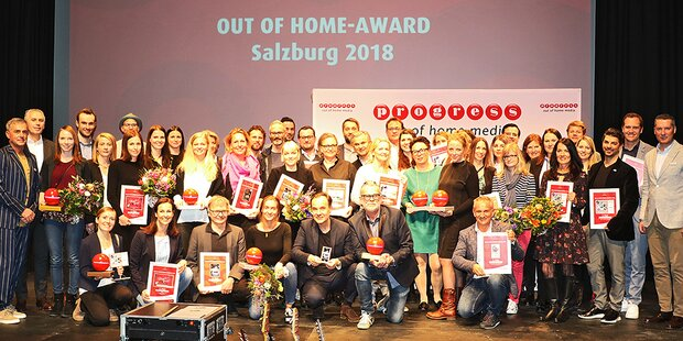 Der Out of Home-Award 2018