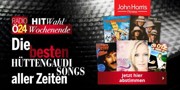 Radio Ö24 Hitwahl-Wochenende