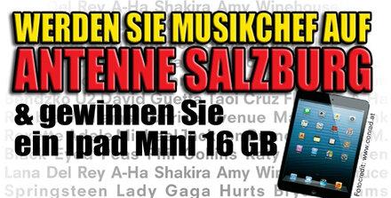 Der Antenne Salzburg Musiktest