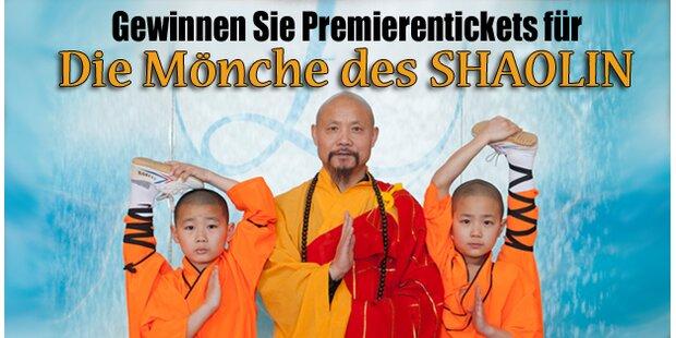 Die Mönche des Shaolin