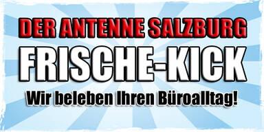 Der Antenne Salzburg Frische-Kick