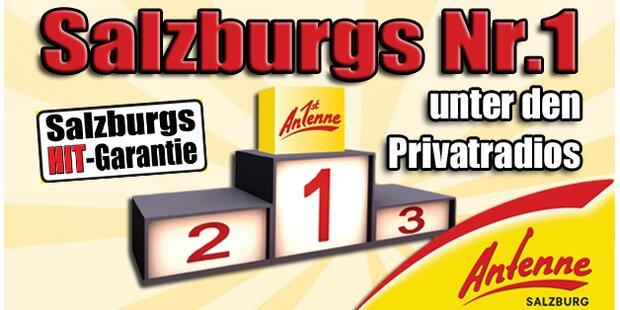 Antenne Salzburg sagt: DANKE!!!