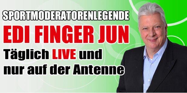 Täglich Live und exklusiv auf Antenne Salzburg