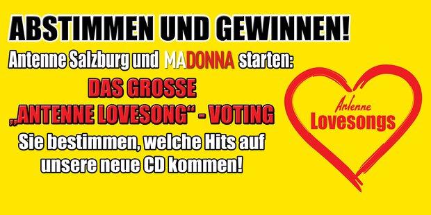 Antenne Love Songs