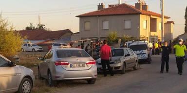 Mob überfällt kurdische Familie: 7 Tote