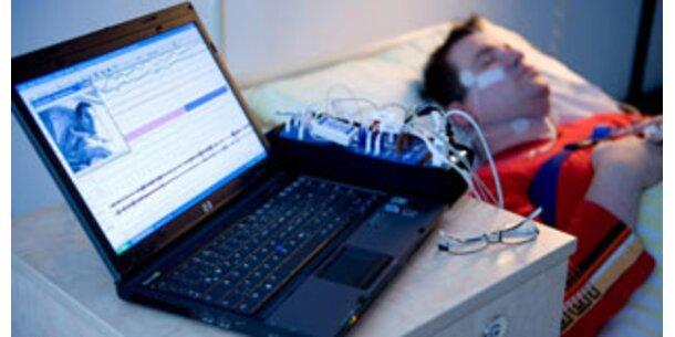 Schlaflos in Österreich