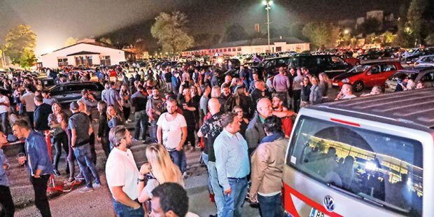 Bomben-Drohung: Mega-Konzert abgebrochen
