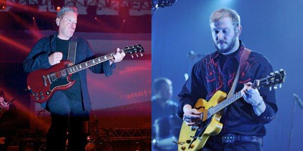 New Order und Bon Iver rocken Wien