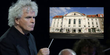 Konzerthaus: Sir Simon Rattle