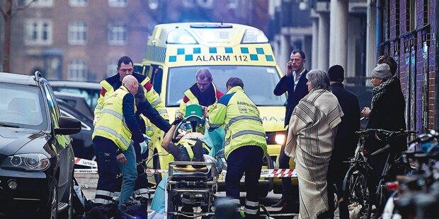 Kopenhagen: Attentäter wollte Massaker