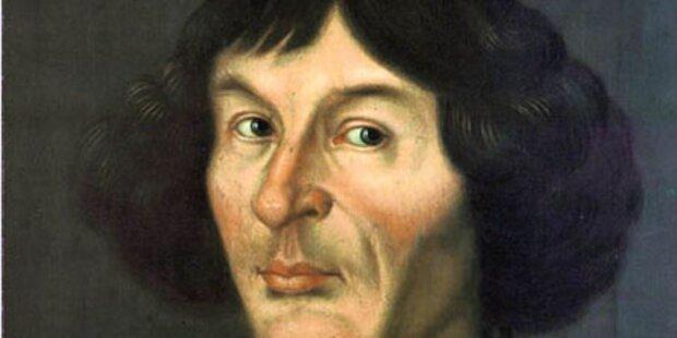 Kopernikus wird in Polen beigesetzt
