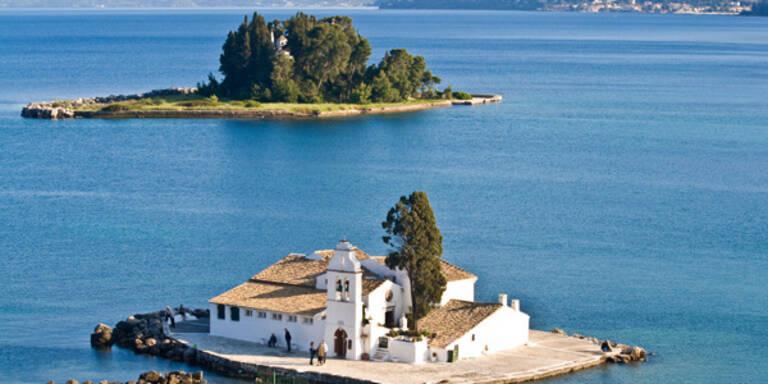 Mit DERTOUR auf die Insel Korfu