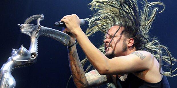 US-Metal-Band Korn ist auferstanden
