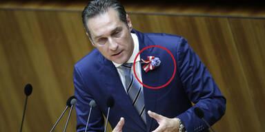 Wirbel um Nazi-Blume bei der FPÖ