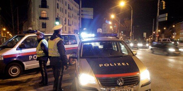Aufstand gegen Polizei- Schließungen