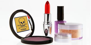 Schädliche Stoffe in Kosmetika