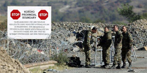 Neuer Streit zwischen Serben und Kosovaren