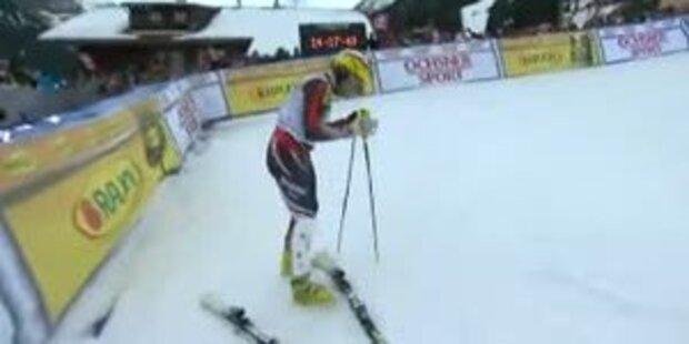 Slalom Adelboden, 2. DG, Ivica Kostelic