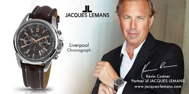 Anzeige Jacques Lemans