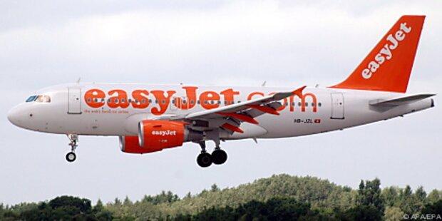 Easyjet wirft 37 Passagiere von Bord