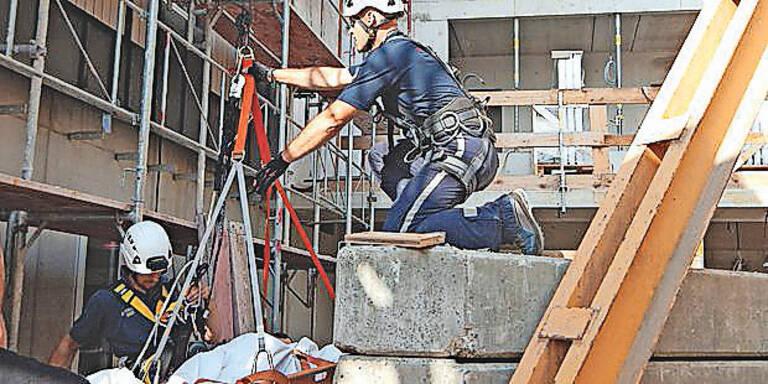 35 Grad: Arbeiter (62) starb Hitzetod am Kran