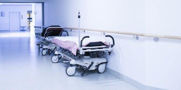 Im Krankenhaus: 90-Jährige vergewaltigt