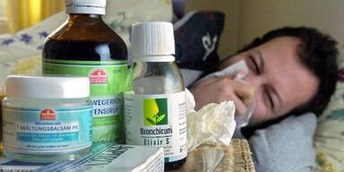 Krankheit zu Hause auskurieren
