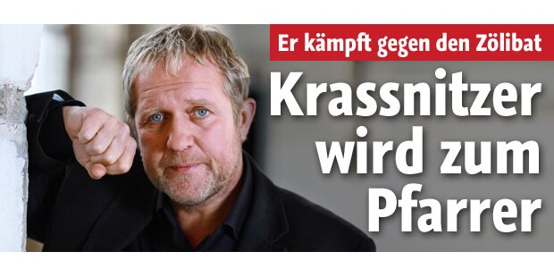 Krassnitzer wird zum TV-Pfarrer