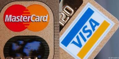 Kreditkarte soll nur in Notfällen verwendet werden