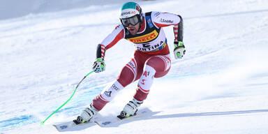 Kriechmayr holt erste ÖSV-Medaille