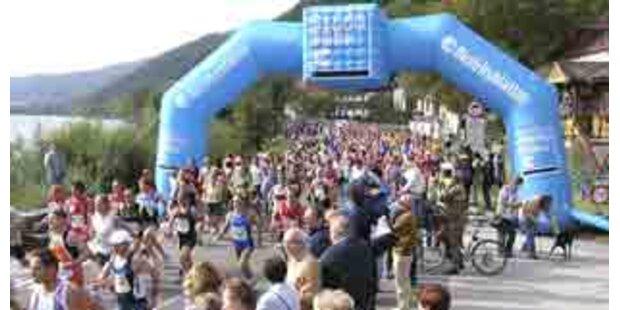 Am Wochenende ist der Zehnte Wachau-Marathon