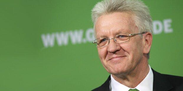 Kretschmann wirbt in Wien für Van der Bellen