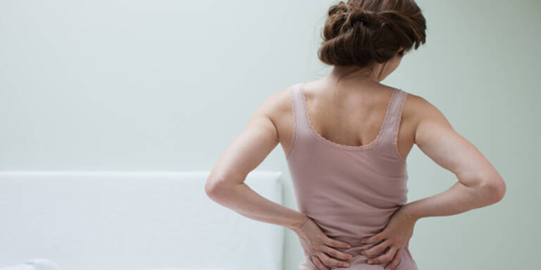 Yoga gegen Kreuzschmerzen