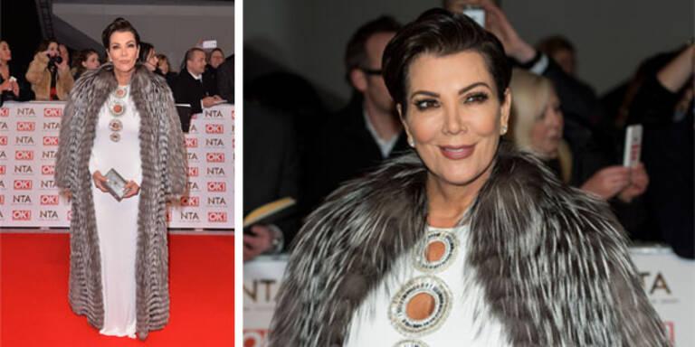 Kris Jenner: Verschnitzt und Zugeflauscht!