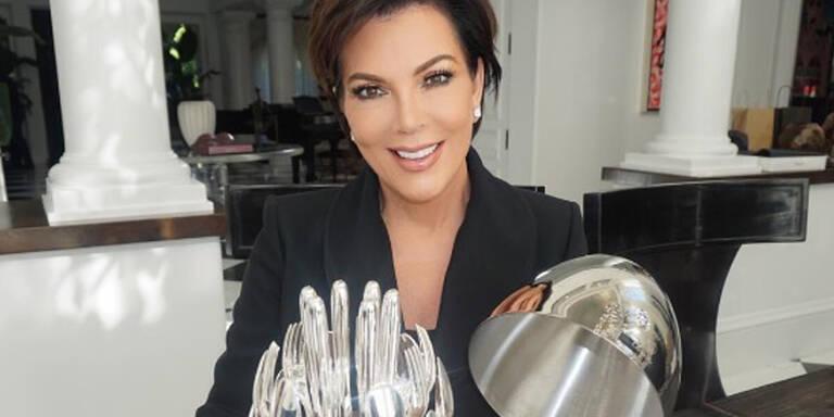 Kris Jenner: Glattgebügelt auf Instagram