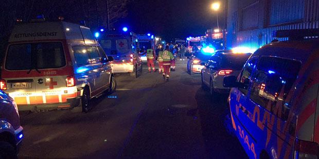 Zugsunglück bei Klosterneuburg forderte mehrere Verletzte