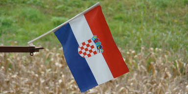 Kroatien_Flagge