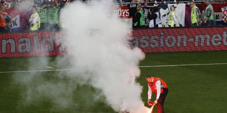 Ärger für Kroaten: UEFA leitet Disziplinarverfahren ein