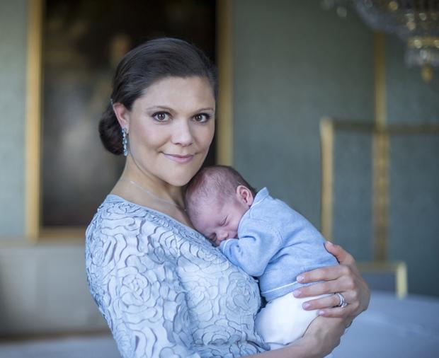 Victoria von Schweden, Estelle, Oscar