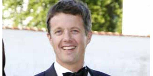 Prinz Frederik feierte zu laut - Polizei alarmiert