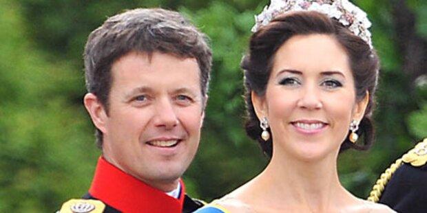 Prinzessin Mary bekommt Zwillinge